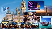 Chương Trình Hồng Kông - DisneyLand tháng 10
