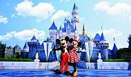 Công Viên Disneyland Hồng Kông