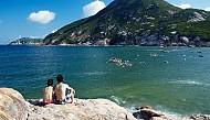 Du lịch bãi biển Shek O tại Hồng Kông