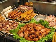 Lạc vào thế giới ẩm thực đường phố Hồng Kông