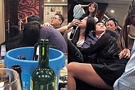 Lộ ảnh thác loạn người đẹp Hồng Kông cùng thiếu gia