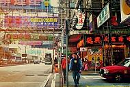 MỘT VÀI HÌNH ẢNH ĐỜI THƯỜNG Ở HONGKONG - THẨM QUYẾN