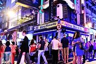 Những khu phố giải trí về đêm ở Hong Kong