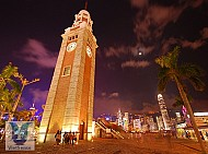 Tháp đồng hồ - Hồng Kông