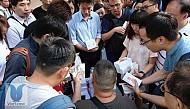 Thị trường iPhone 6S chợ đen ở Hong Kong