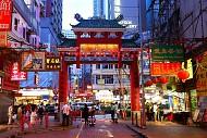 Thị trường Temple Street - Tour Du Lich Hong Kong