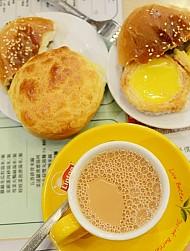 Trà truyền thống Hongkong