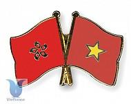 Việt Nam giao lưu văn hóa dân tộc tại Hồng Kông