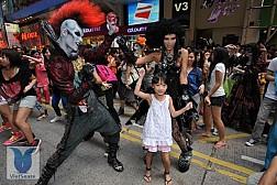 Các lế hội phương tây ở Hồng Kông cuối năm
