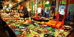 Chợ đêm out phố Chùa - Tour Du Lịch hồng Kong