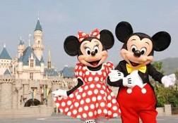 Du Lịch Hong Kong - Disneyland 4N/3D Giá Khuyến Mãi