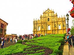 Macao - những địa điểm thu hút khách du lịch