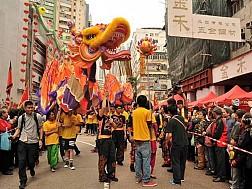 Những Lễ Hội Nổi Bật Ở Hongkong