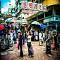 Du lịch Chợ Quý Bà - Hồng Kông