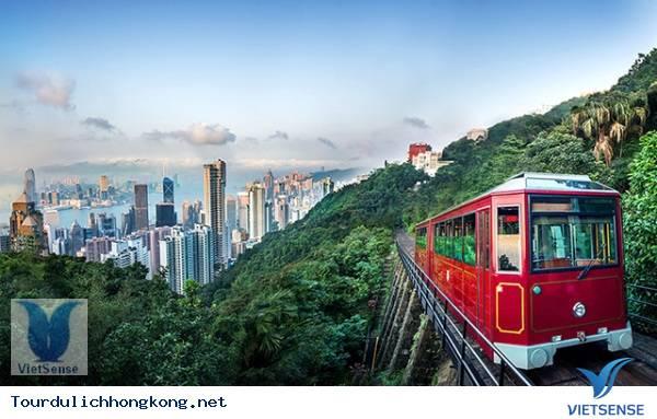 5 điều không thể bỏ qua khi lên đỉnh The Peak Hồng Kông