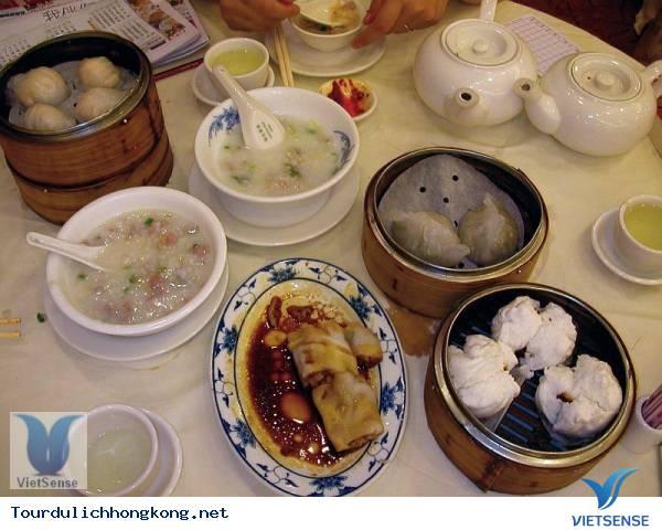 Ẩm thực Hồng Kông,am thuc hong kong, du lich
