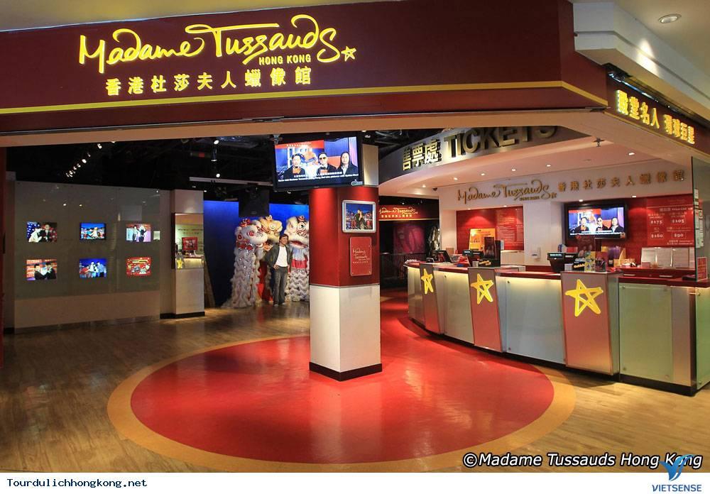Bảo Tàng Sáp Madame Tussauds,Bao Tang Sap Madame Tussauds