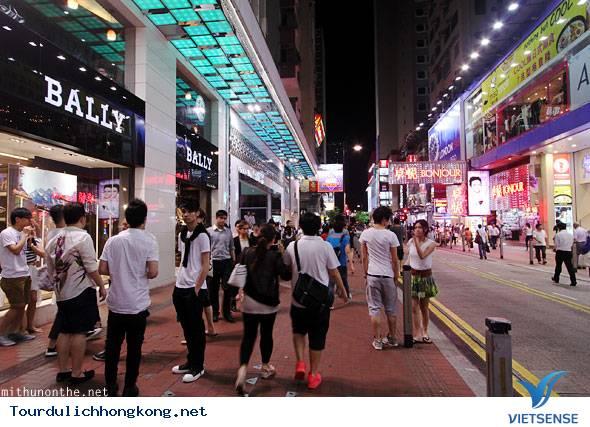 Causway Bay Hongkong