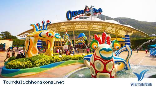 Công viên Đại Dương Hồng Kông - Tour Du Lich Hong Kong,cong vien dai duong hong kong  tour du lich hong kong
