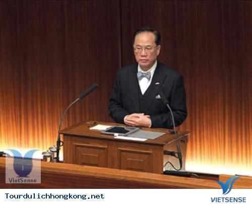 Cựu Trưởng Đặc khu hành chính Hong Kong có thể ngồi tù 14 năm