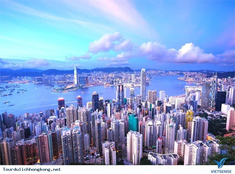 Đặc trưng Văn hóa Hồng Kông