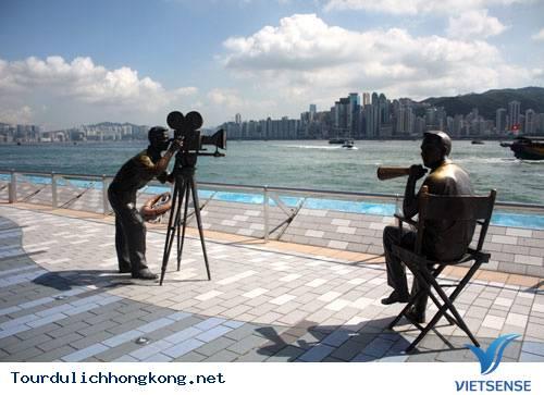 Đại Lộ Ngôi Sao Hongkong