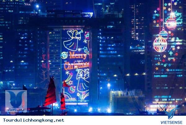 Du Lịch Hồng Kông mùa Noel