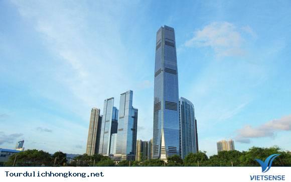 Du Lịch Hồng Kông: TP.HCM - HongKong - Tòa nhà Sky 100