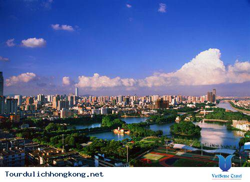 Du Lịch HongKong 5 Ngày 4 Đêm: Hà Nội - Hong Kong - Thẩm Quyến