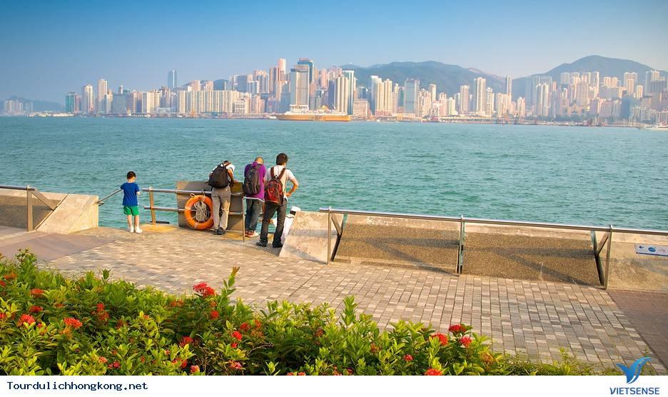 Khám phá phố cầu tàu Tsim Sha Tsu tại Hồng Kông,kham pha pho cau tau tsim sha tsu tai hong kong