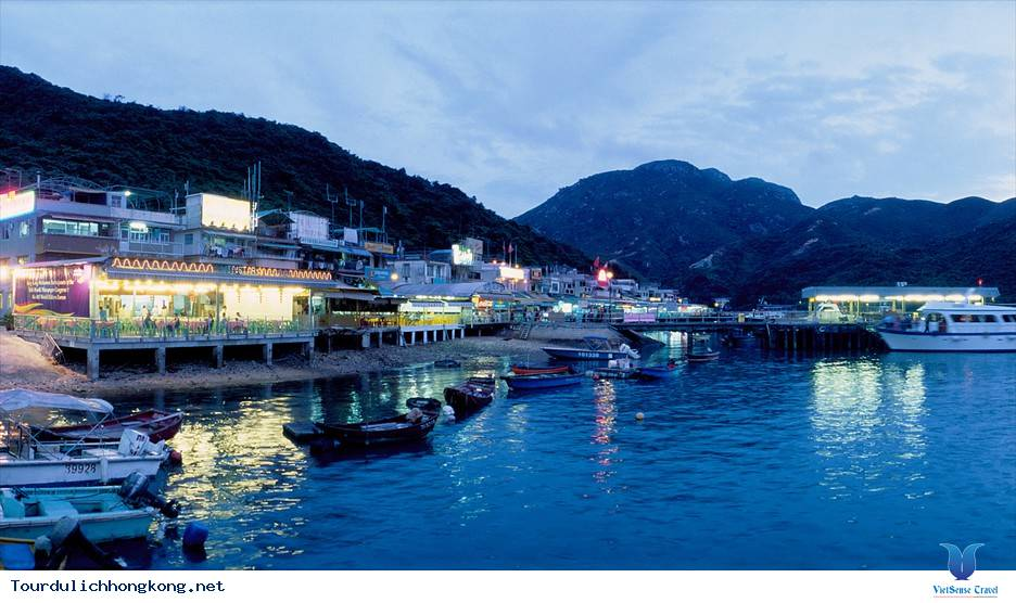 Khám phá vùng đảo Nam Nha Lamma Island ở Hồng Kông,kham pha vung dao nam nha lamma island o hong kong