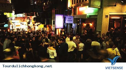 Lan Kwai Fong - Tour Du Lịch hồng Kong,lan kwai fong  tour du lich hong kong