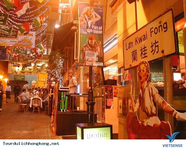 Lan Quế Phường Khu Ăn Chơi Bậc Nhất Hồng Kông