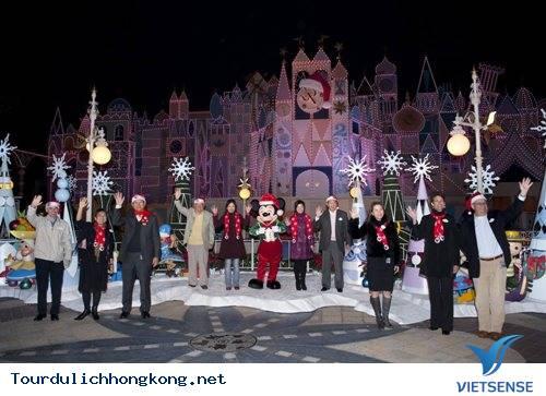 Lễ hội mùa đông Hongkong