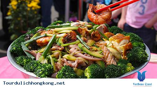 Món ăn tại làng quê - Tour du lịch hông Kong,mon an tai lang que  tour du lich hong kong