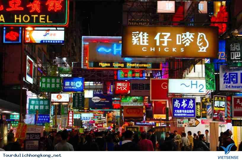 Mua sắm gì khi đi du lịch Hồng Kông?