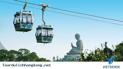 Ngong Ping 360 - HongKong