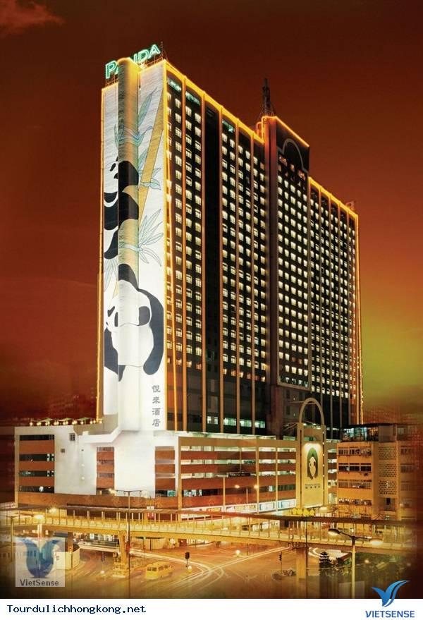 Panda Hotel - Khách sạn Hồng Kông, du lich