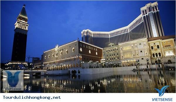 Thành phố Ma Cao - Trung Quốc