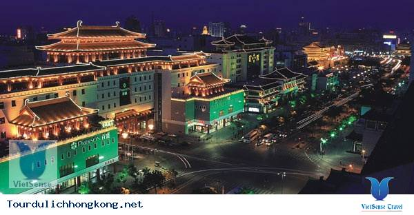 Thành phố Tây An - Trung Quốc,thanh pho tay an,  trung quoc