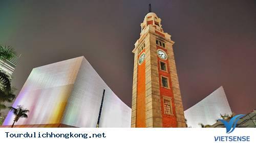 Tháp đồng hồ - Tour Du Lịch hồng Kong,thap dong ho  tour du lich hong kong