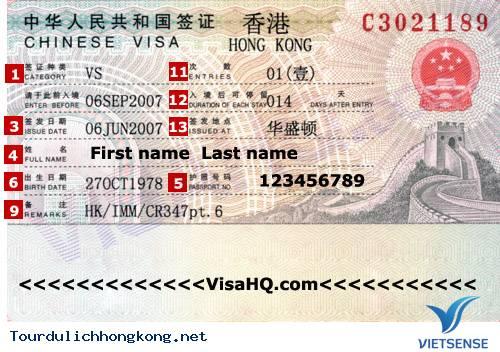 Thủ tục xin visa chữa bệnh tại Hong Kong