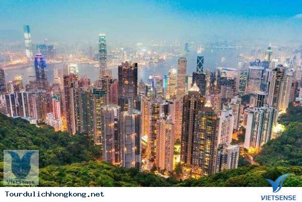 Tour Du lịch Hồng Kông - DisneyLand Tết Dương Lịch
