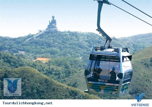 Tour Du lịch Hồng Kông - DisneyLand tháng 12