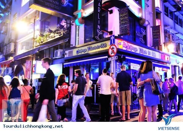 Tour Du Lịch Hồng Kông tháng 10