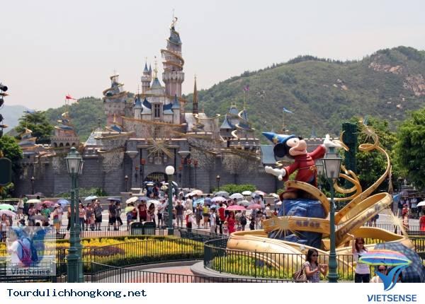 Tour Du Lịch Hồng Kông từ Hà Nội Tháng 11