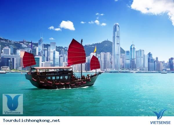 Tour Du Lịch Hồng Kông từ TP.HCM ngày 22 tháng 10
