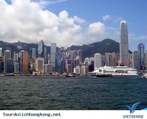 Vịnh Victoria Harbour Hongkong