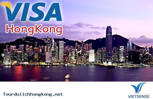 Visa Hồng Kông Cho Người Quốc Tịch Nước Ngoài Sinh Sống, Làm Việc Tại Việt Nam